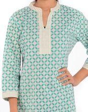 Printed Cotton Tunic Kurtis