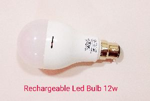 Rechargeable Led Bulb 12w