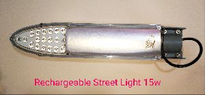 Rechargeable Street Light