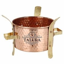 Brass Copper Food Warmer