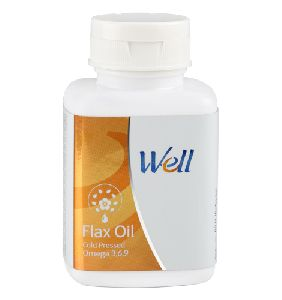 Well Flax Oil Soft Gels