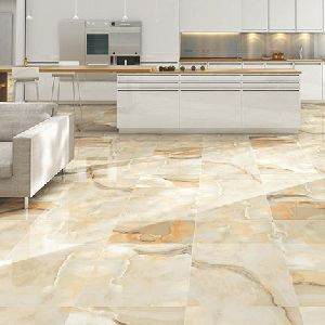Polished Glazed Vitrified Floor Tiles