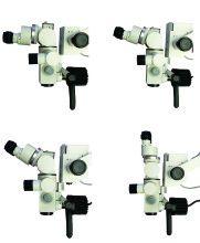 Operating Microscope With Binocular Tube Movement