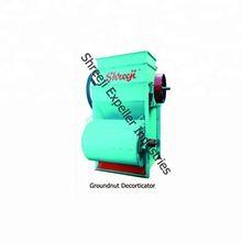 Seed Decorticator Automatic Custom Peanut Decorticator