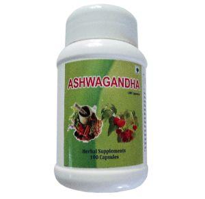 Ashwagandha Capsules 100