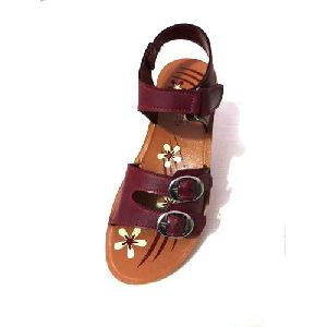 3987a67e699 Ladies Flat Sandals - Manufacturers