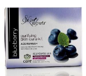 Blueberry Facial Kit