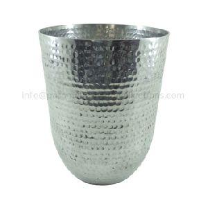 Aluminium Metal Dust Pot