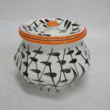Decorative Ceramic Pot Jar