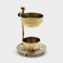 Metal Brass Incense Burner