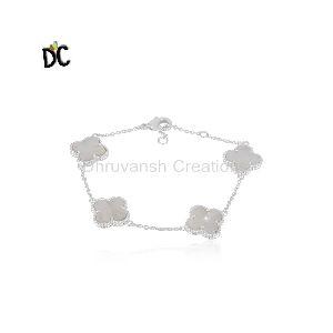 Brass Clover Chain