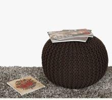 Ball Cushion Seat Foot Stool