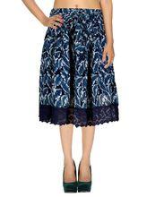 Georgette Casual Skirt