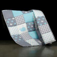 Handmade Warm Crib Baby Quilt