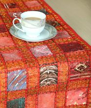 Patchwork Cotton Table Runner