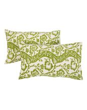 Printed Bed Pillow Cover