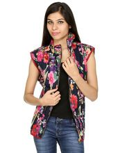 Sleeveless Womens Jacket