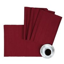 Table Decoration Cloth Table Mats