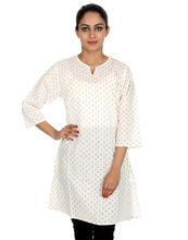 Women Cotton Long Kurti