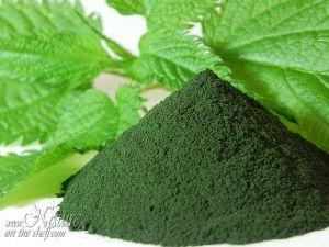 Chlorophyll Green Powder