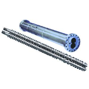 Pvc Pipe Machine Screw Barrel