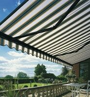 SHOPS AWNINGS FABRIC