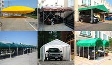 Folding Car Portable Garage For Car Parking