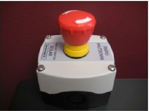 Innovative Rapid Shutdown E-stop Switch