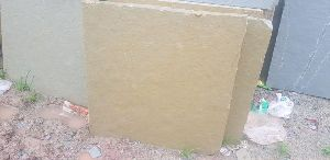 Yellow Kota Stone Slabs