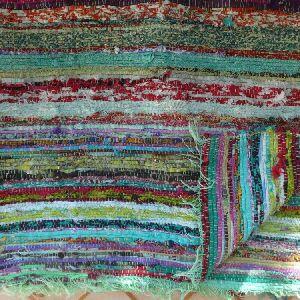 Chindi Rag Rug Floor Carpet