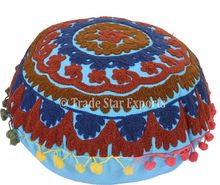 Embroidered Suzani Pillows Cushions