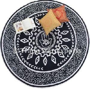 Ethnic Floor Mat