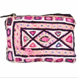 Ethnic Khambadia Handbag Clutch