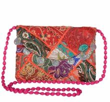 Fashion Hand Bag Embroidery
