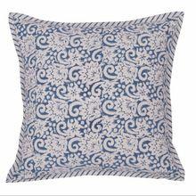 Indian Block Print Cushion Cover
