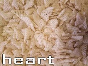 Heart Shaped 3d Fryums