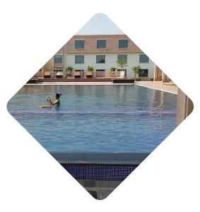 Swimming Pool Water Filtration System