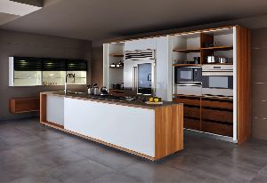 Tiara Kitchen T1 - Modular Kitchen