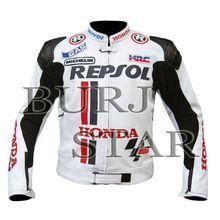 Motorbike Racing Leather Jacket