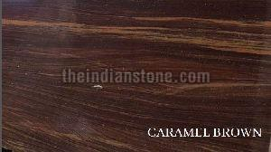 Caramel Brown Granite Tiles