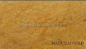 Madurai Gold Granite Tiles