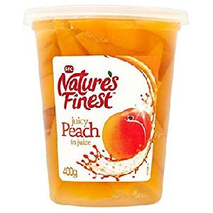 Canned Peach Slices 01