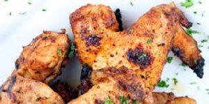 Fried Chicken Wings 03