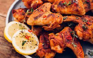 Fried Chicken Wings 04