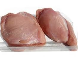 Frozen Boneless Chicken Breast Fillets