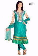 Ethnic Evergreen Anarkali Churidar Suits