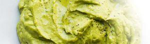 Avocado Fruit Pulp