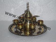Brass Decorative Coffee Pot