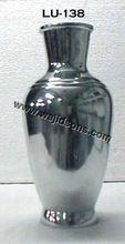 Metal Aluminium Flower Vase