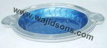 Procelain Plate Enamel Food Tray